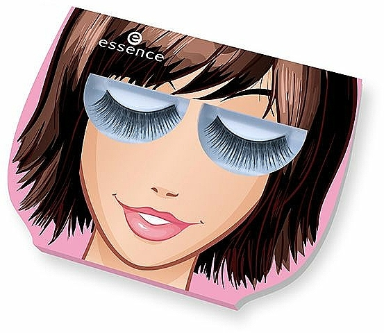 Künstliche Wimpern - Essence secrets lashes