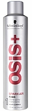 Düfte, Parfümerie und Kosmetik Haarspray für mehr Glanz - Schwarzkopf Professional Osis+ Sparkler Shine Spray