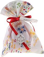 Düfte, Parfümerie und Kosmetik Buntes Duftsäckchen mit Naturseife Lotus Blume - Essencias De Portugal Love Charm Air Freshener