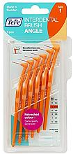 Düfte, Parfümerie und Kosmetik Interdentalbürsten orange 6 St. - Tepe Angle Interdental Brush Orange
