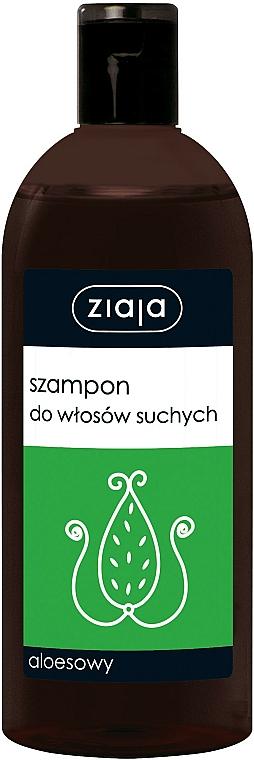 Shampoo für trockenes Haar mit Aloe - Ziaja Shampoo