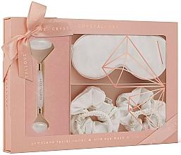 Düfte, Parfümerie und Kosmetik Gesichtspflegeset - Crystallove Clear Quartz Home SPA Set