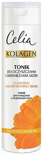 Reigendes Gesichtstonikum - Celia Collagen Cleansing Tonic