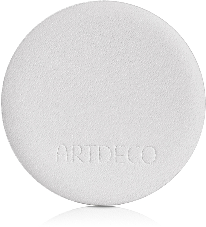 Puderquaste - Artdeco Powder Puff For Compact Powder Round