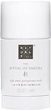 Düfte, Parfümerie und Kosmetik Deostick Antitranspirant - Rituals The Ritual Of Sakura Deo Stick