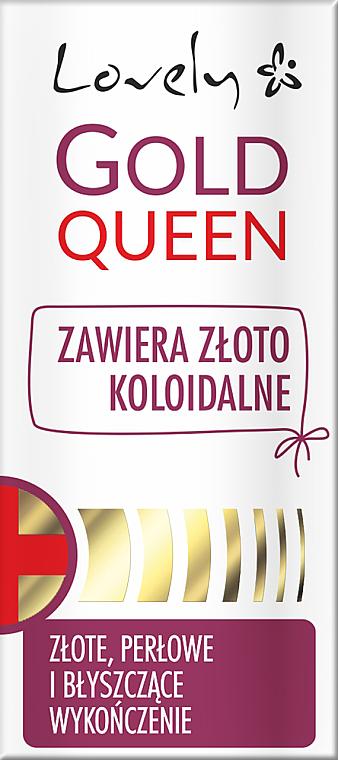 Nagelconditioner mit kolloidalem Gold - Lovely Gold Queen — Bild N1