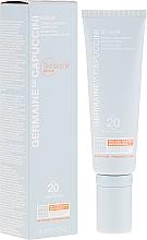 Düfte, Parfümerie und Kosmetik Korrigierende feuchtigkeitsspendende Gesichtscreme SPF 20 - Germaine de Capuccini B-Calm Correcting Moisturising Cream SPF20