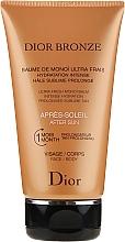 Beruhigender After Sun Balsam für Gesicht und Körper mit Monoi-Extrakt - Dior Bronze After Sun Baume de Monoi — Bild N2
