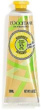 Düfte, Parfümerie und Kosmetik Leichte Handcreme mit Sheabutter und Bergamotte - L'Occitane Shea Butter Bergamot Light Hand Cream