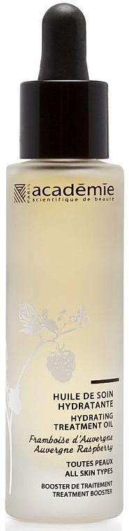 Feuchtigkeitspflegeöl für das Gesicht mit ätherischen Ölen und Pfefferminze - Academie Huile de soin hydratante