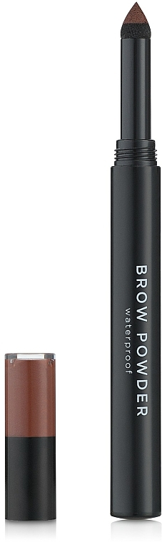 Wasserdichter Augenbrauenpuder - NoUBA Brow Powder Waterproof