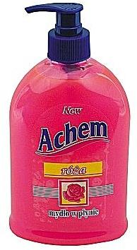 Flüssigseife Rose - Achem Soap
