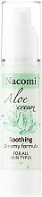 "Düfte, Parfümerie und Kosmetik Gesichtscreme ""Aloe"" - Nacomi Aloe Cream"
