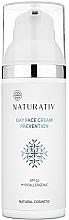 Düfte, Parfümerie und Kosmetik Reparierende und straffende Anti-Aging Tagescreme für Gesicht und Hals - Naturativ Facial Day Cream