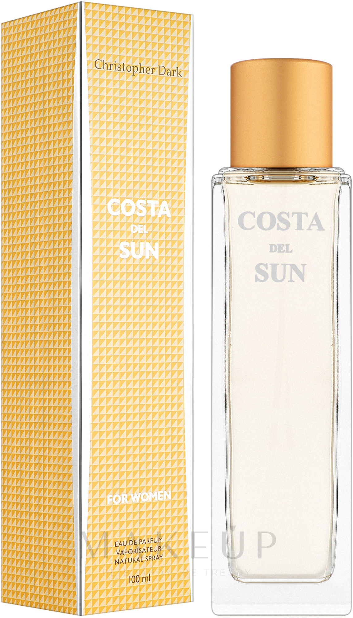 Christopher Dark Costa Del Sun - Eau de Parfum — Bild 100 ml