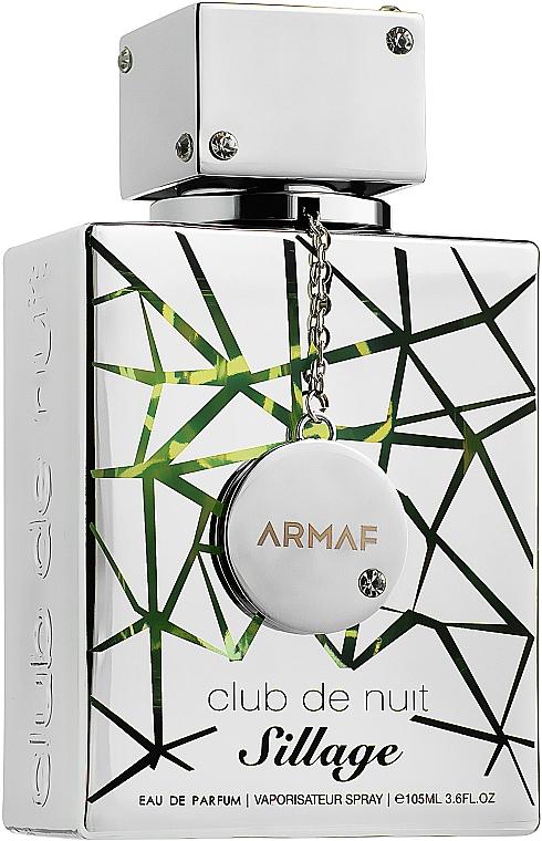 Armaf Club De Nuit Sillage - Eau de Parfum