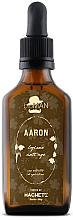 Düfte, Parfümerie und Kosmetik Anti-Aging Haarlotion mit Spirulina-Extrakt - BioMan Aaron Anti Age Lotion
