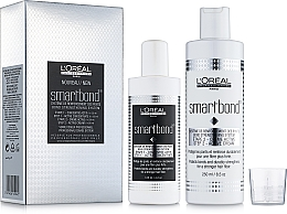 Düfte, Parfümerie und Kosmetik L'Oreal Professionnel SmartBond Kit - Haarpflege Komplext (Additiv 500 ml + 2 x Pre-Shampoos 500 ml)