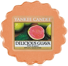 Düfte, Parfümerie und Kosmetik Tart-Duftwachs Delicious Guava - Yankee Candle Delicious Guava Tarts Wax Melts