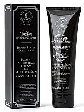 Düfte, Parfümerie und Kosmetik Taylor of Old Bond Street Jermyn Street Aftershave Cream - Luxuriöse After Shave Creme für empfindliche Haut