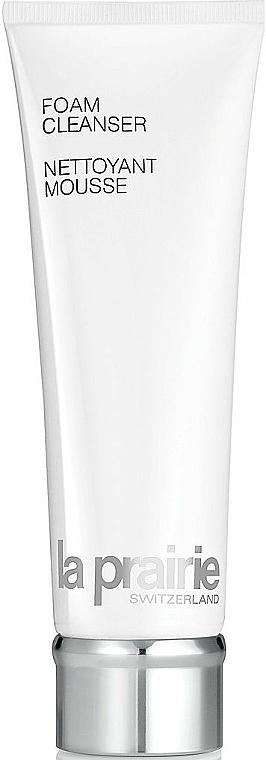Luxuriöser Reinigungsschaum auf Wasserbasis - La Prairie Foam Cleanser