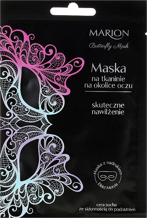 Intensiv feuchtigkeitsspendende Maske für die Augenpartie - Marion Butterfly Effect Mask