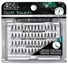 Düfte, Parfümerie und Kosmetik Wimpernbüschel-Set - Ardell Soft Touch Long Black