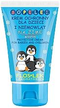 Düfte, Parfümerie und Kosmetik Schützende Wintercreme für Babys und Kinder - Floslek Sopelek Winter Protective Cream