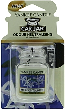 Düfte, Parfümerie und Kosmetik Auto-Lufterfrischer Midnight Jasmine - Yankee Candle Midnight Jasmine Car Jar Ultimate