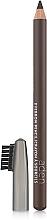 Düfte, Parfümerie und Kosmetik Augenbrauenstift mit Bürste - Aden Cosmetics Eyebrow Pencil