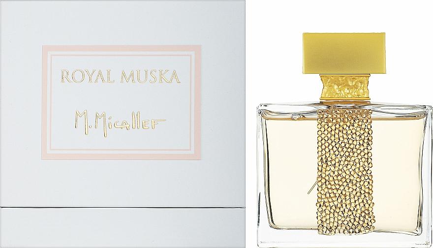 M. Micallef Royal Muska - Eau de Parfum — Bild N2