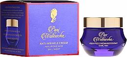 Düfte, Parfümerie und Kosmetik Tages- und Nachtcreme gegen Falten - Miraculum Pani Walewska Classic Anti-Wrinkle Day And Night Cream