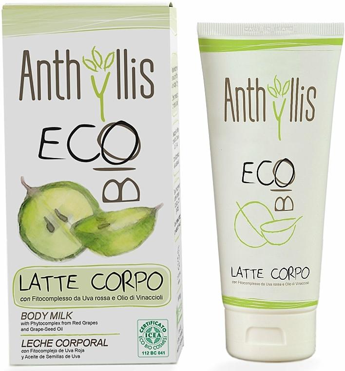 Schützende und feuchtigkeitsspendende Körperlotion - Anthyllis Body Milk