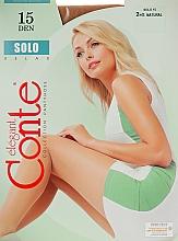 Düfte, Parfümerie und Kosmetik Strumpfhose für Damen Solo 15 Den Natural - Conte