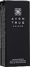 Düfte, Parfümerie und Kosmetik Beruhigende Foundation - Avon Calming Effects