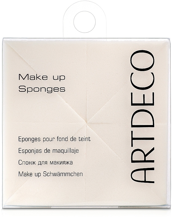 Make Up Schwämmchen - Artdeco Makeup Sponge Edges