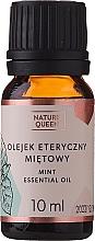 Düfte, Parfümerie und Kosmetik Ätherisches Öl Minze - Nature Queen Essential Oil Mint
