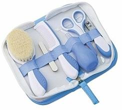 Düfte, Parfümerie und Kosmetik Baby-Pflegeset weiß-blau - Nuvita