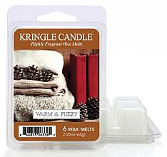 Düfte, Parfümerie und Kosmetik Duftwachs - Kringle Candle Wax Melt Warm and Fuzzy
