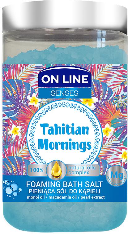 Badesalze - On Line Senses Bath Salt Tahitian Mornings