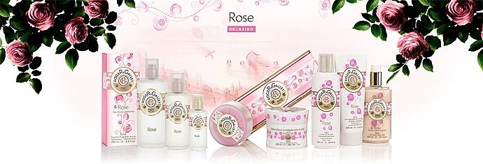 Sanfte Duschcreme mit Rosenduft - Roger & Gallet Rose Gentle Shower Cream Relaxing — Bild N3