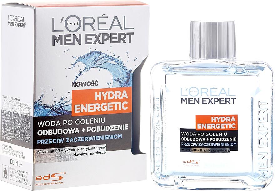 "After Shave Lotion ""Hydra Energy"" - L'Oreal Paris Men Expert — Bild N1"