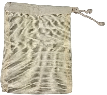 Wiederverwendbarer Netzbeutel mit Kordelzug 25x20 cm - Deni Carte — Bild N1