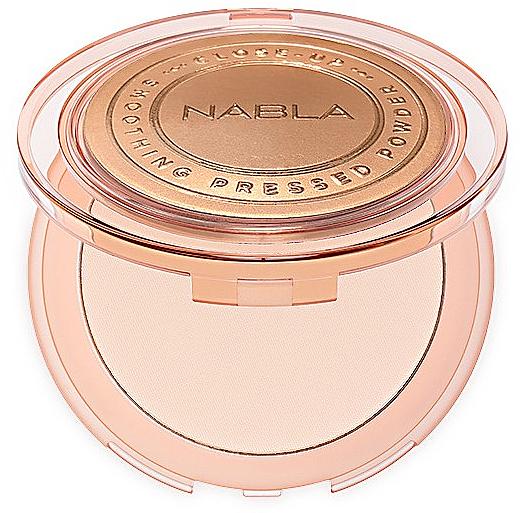 Kompaktpuder für Gesicht - Nabla Close-Up Smoothing Pressed Powder