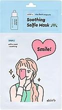 Düfte, Parfümerie und Kosmetik Beruhigende 2-Schritt-Gesichtspflege für sensible Haut - Skin79 Soothing Selfie Mask