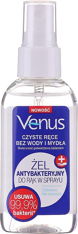 Antibakterielles Handreinigungsgel-Spray - Venus Antibacterial Hand Gel Spray