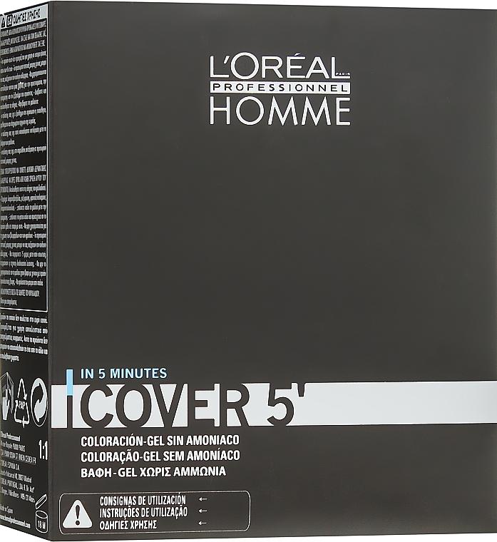 Coloration-Gel für das Haar - L'Oreal Professionnel Cover 5