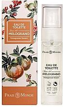 Düfte, Parfümerie und Kosmetik Frais Monde Pomegranate Flowers - Eau de Toilette