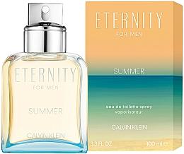 Düfte, Parfümerie und Kosmetik Calvin Klein Eternity Summer For Men 2019 - Eau de Toilette