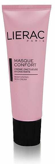 Feuchtigkeitsspendende Gesichtsmaske - Lierac Comfort Mask Rich Cream